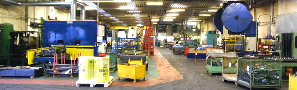 Regent production facilities