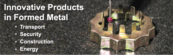 Regent Engineering - innovative products in formed metal in transport, security, construction and energy industry